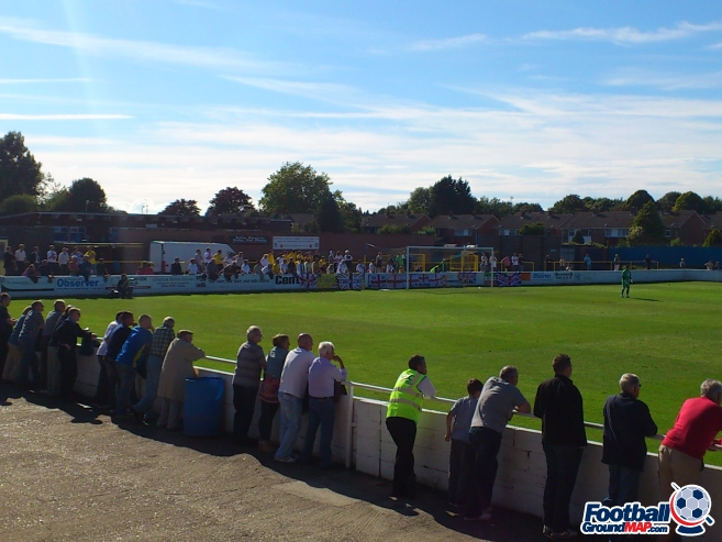 A photo of The Camrose Ground uploaded by biscuitman88