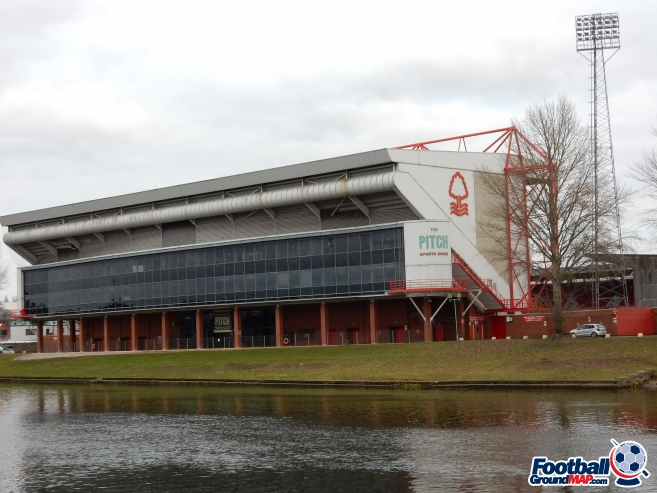A photo of The City Ground uploaded by Thomas74