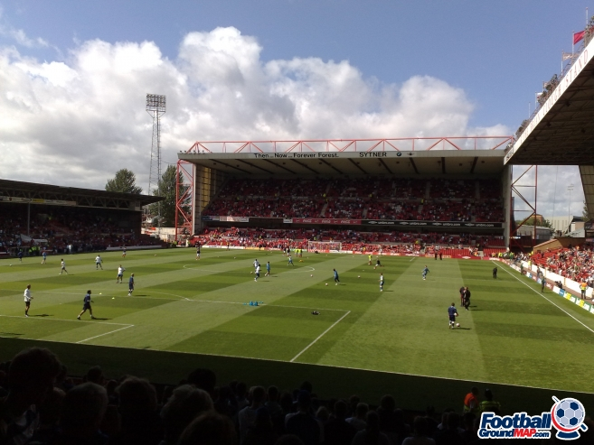 A photo of The City Ground uploaded by jonbratt