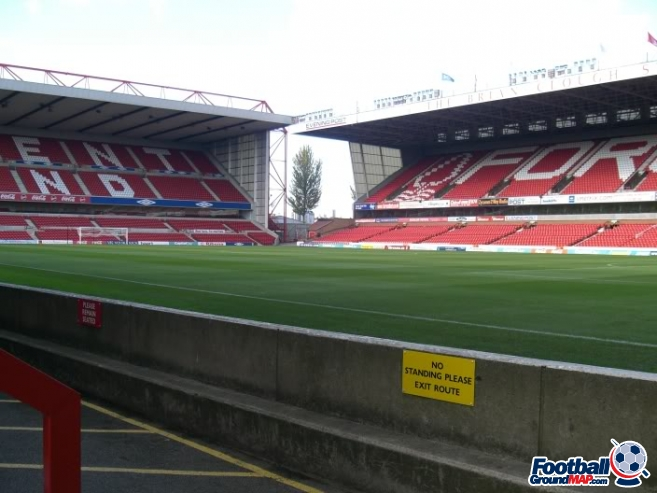 A photo of The City Ground uploaded by danw2002