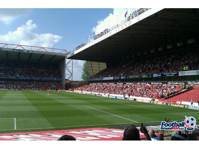 A photo of The City Ground uploaded by peter-tucker
