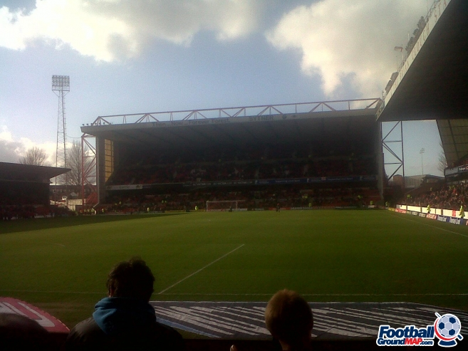 A photo of The City Ground uploaded by ccfc4life