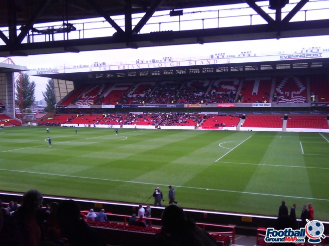 A photo of The City Ground uploaded by biscuitman88