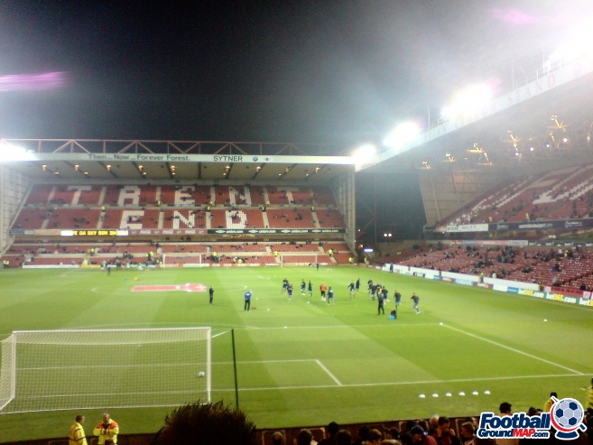 A photo of The City Ground uploaded by facebook-user-90651