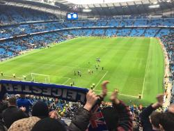 An image of The City of Manchester Stadium (Etihad Stadium) uploaded by loszorros65