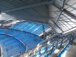 An image of The City of Manchester Stadium (Etihad Stadium) uploaded by trebor
