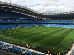 An image of The City of Manchester Stadium (Etihad Stadium) uploaded by tomscarbi