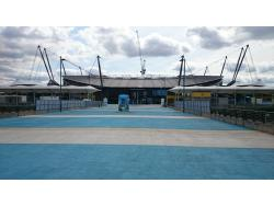 An image of The City of Manchester Stadium (Etihad Stadium) uploaded by biscuitman88