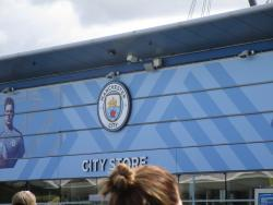 The City of Manchester Stadium - Etihad Stadium
