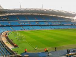 An image of The City of Manchester Stadium (Etihad Stadium) uploaded by harry555