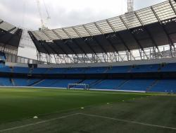 An image of The City of Manchester Stadium (Etihad Stadium) uploaded by stuff10