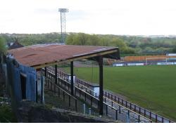 The Cliftonhill Stadium