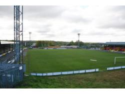 The Cliftonhill Stadium