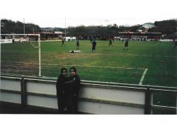 The Coach and Horses Ground