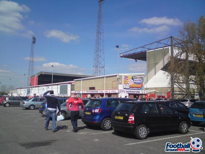 A photo of The County Ground uploaded by cls14