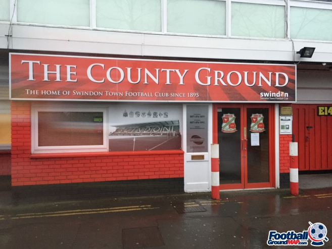 A photo of The County Ground uploaded by 36niltv