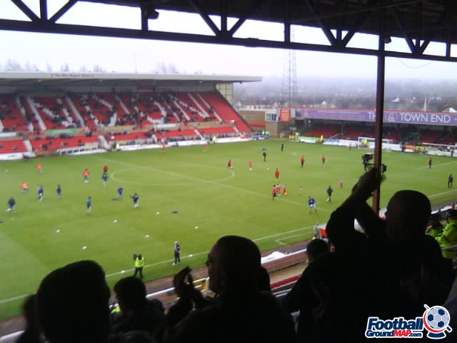 A photo of The County Ground uploaded by facebook-user-92338