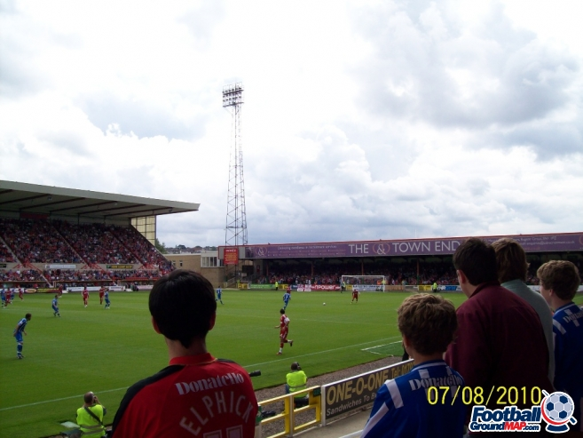 A photo of The County Ground uploaded by chunk9