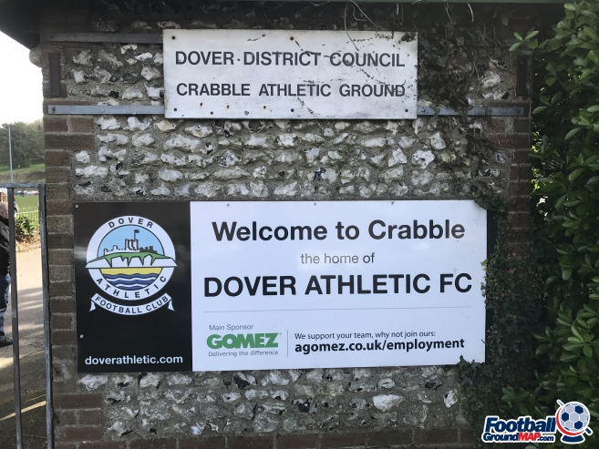 A photo of The Crabble Ground uploaded by dmk316