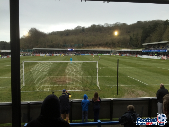 A photo of The Crabble Ground uploaded by andy-s