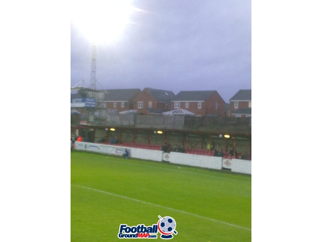 A photo of The Crown Ground uploaded by planty37