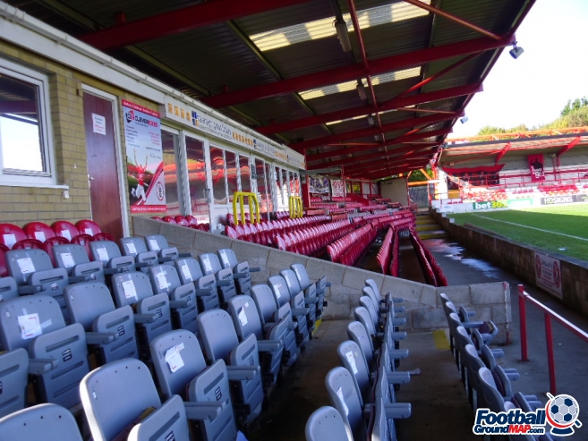 A photo of The Crown Ground uploaded by smithybridge-blue