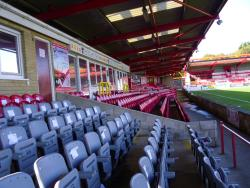 An image of The Crown Ground uploaded by smithybridge-blue