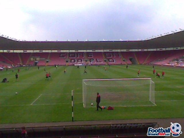 A photo of The Darlington Arena uploaded by facebook-user-2473