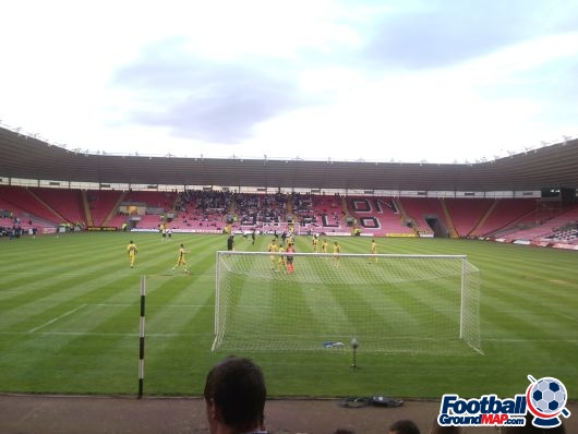 A photo of The Darlington Arena uploaded by facebook-user-54167