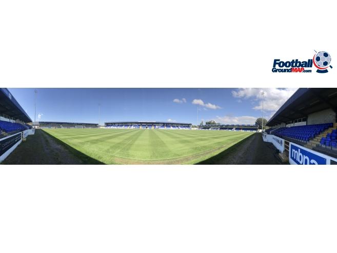 A photo of The Deva Stadium uploaded by parps860