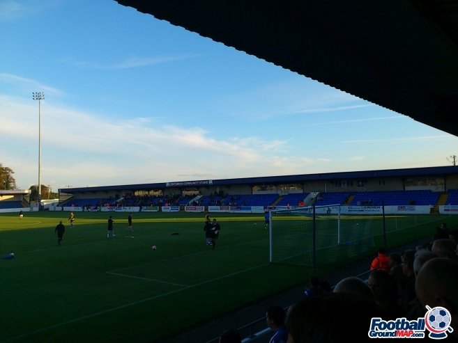 A photo of The Deva Stadium uploaded by facebook-user-46612