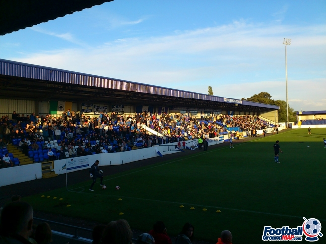 A photo of The Deva Stadium uploaded by biscuitman88