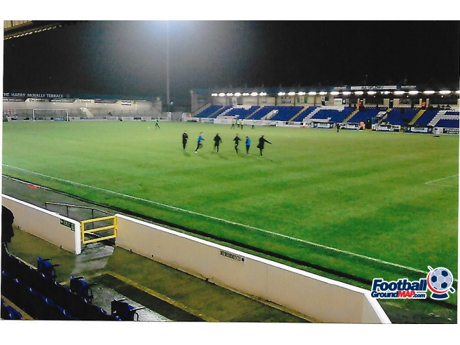 A photo of The Deva Stadium uploaded by rampage