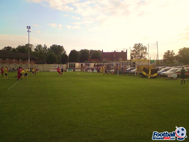 A photo of The Dog & Duck Football Ground uploaded by cls14
