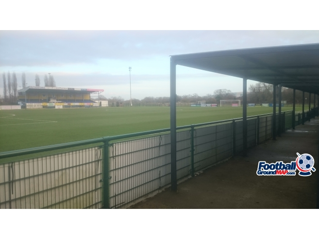 A photo of The Dog & Duck Football Ground uploaded by biscuitman88