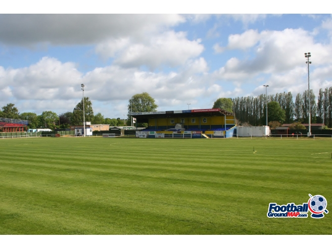 A photo of The Dog & Duck Football Ground uploaded by johnwickenden