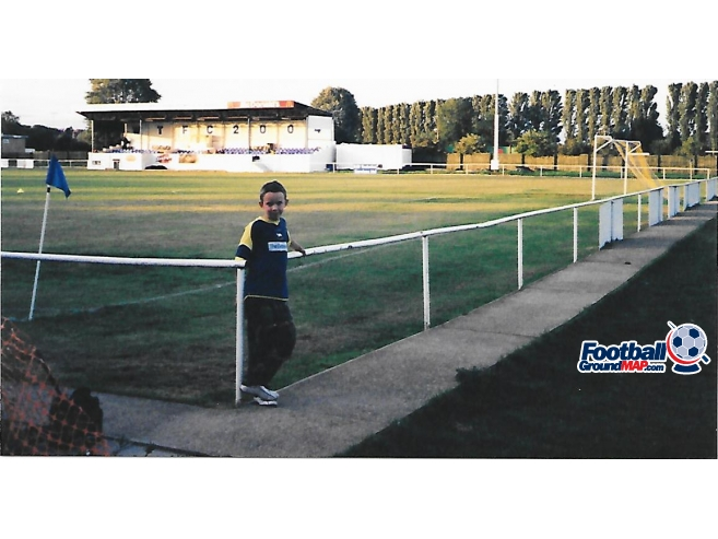 A photo of The Dog & Duck Football Ground uploaded by rampage