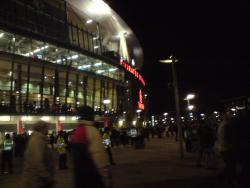 An image of The Emirates Stadium uploaded by alan8412