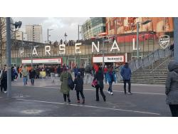 An image of The Emirates Stadium uploaded by ground-rabbit