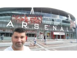 An image of The Emirates Stadium uploaded by lfc8283
