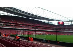 An image of The Emirates Stadium uploaded by jackafcw