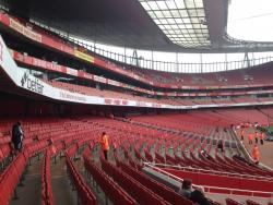 An image of The Emirates Stadium uploaded by bha52