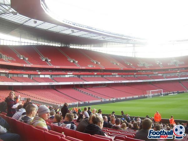 A photo of The Emirates Stadium uploaded by facebook-user-55935