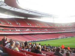 An image of The Emirates Stadium uploaded by facebook-user-55935