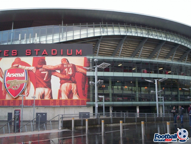 A photo of The Emirates Stadium uploaded by facebook-user-103574