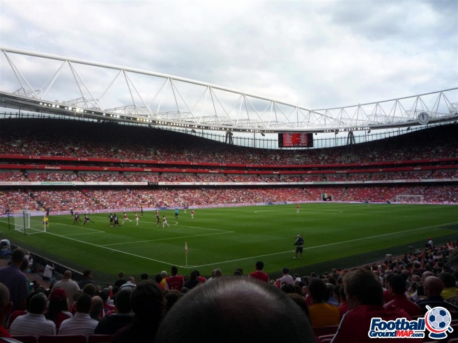 A photo of The Emirates Stadium uploaded by machacro