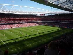 An image of The Emirates Stadium uploaded by machacro