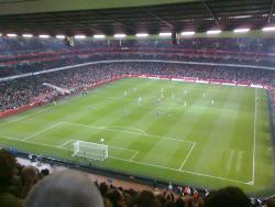 An image of The Emirates Stadium uploaded by tractormick