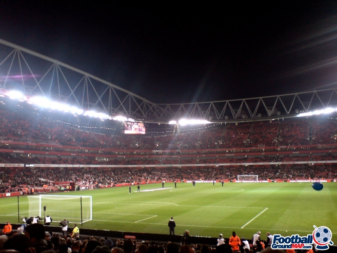 A photo of The Emirates Stadium uploaded by facebook-user-90651