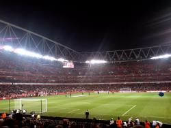 An image of The Emirates Stadium uploaded by facebook-user-90651